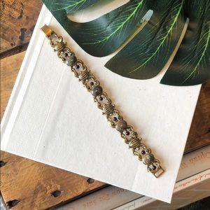 Vintage Sorrelli Neutral Line Bracelet